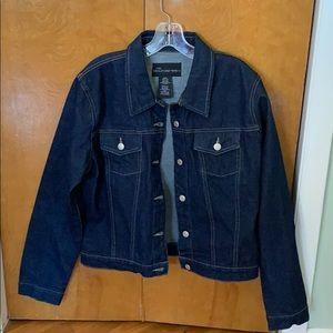 Jean jacket, like new